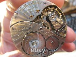 16s Elgin 21J Father Time Up Down Indicator pocket watch movement