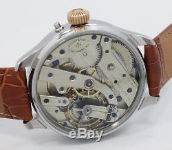 1903 Vacheron Constantin 21 jewels high grade pocket watch movement