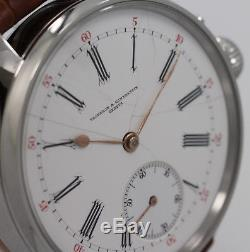 1905 Vacheron Constantin 21 jewels high grade pocket watch movement