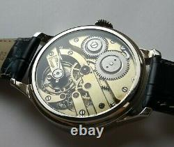 1910's Vintage Watch Zodiac, Men's Gift &Le Coultre pocket movement