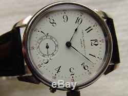 37 mm PATEK PHILIPPE & Cie for Tiffany & Co VINTAGE POCKET WATCH MOVEMENT 1890