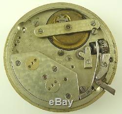 40.7mm Auguste Saltzman Partial Pocket Watch Movement High-Grade Swiss
