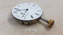 41,5mm Patek Philippe Tiffany & Co Pocket Watch Movement