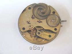 A. Lange Pocket Watch Movement