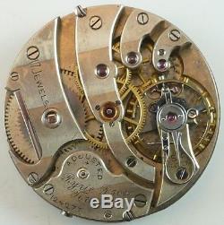Agassiz Pocket Watch Movement High-Grade Spare Parts / Repair
