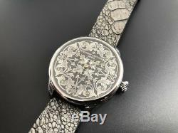 Amazing Rare Vacheron Constantin Classic Elegant Marriage Pocket Watch Movement