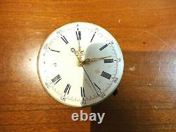 Antique Pocket Watch Movement Chronograph, Repeater