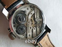 Audemars Piguet Mens Wristwatch based on pocket watch Movement