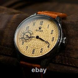 Best movement, luxury pocket mechanism, wristwatch swiss, hand made gift vintage