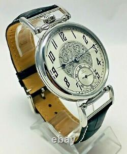 Classic watch Marriage Pocket Watch Movement Omega Geneva original dial