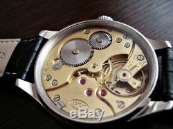 Deco Regulateur marriage luxury watch Swiss Vintage pocket watch movement doxa