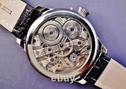 E. HOWARD Watch Co. Pocket To Wrist watch conversion. 19 jewels movement