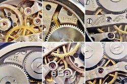 E. HOWARD Watch Co. Pocket watch conversion. 17 jewels movement