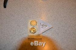 Early Breitling Premier Chronograph watch movement