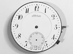 Extremely Rare Louis Audemars Brassus & Geneva High Grade Pocket Watch Movement