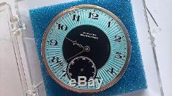 Extremly rare, small size minute repeater / repetition pocket watch movement
