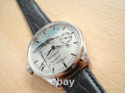 Frigate dial Marriage Luxury watch Vintage Swiss pocket watch movement 1926