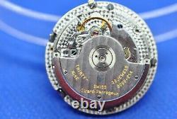 GIRARD-PERREGAUX AUTOMATIC CHRONOGRAPH cal 8000-214 movement & Dial (1C/5593)