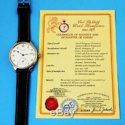 Girard Perregaux Swiss Chronometer 1a Quality High Grade Pocket Movement 1900