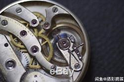 Haas Neveux 39mm Pocket Watch Movement