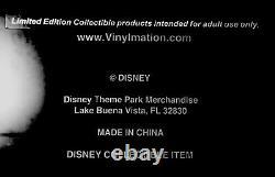 Halloween Disney Haunted Mansion Pocket Watch with goofy backwards movement