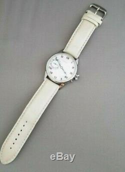 Hamilton 922 Wristwatch. Pocket watch movement conversion