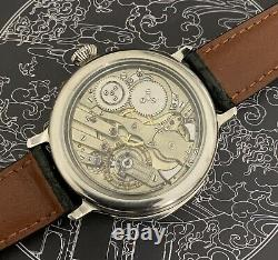 High Grade Moonphase Quarter repeater Pocket Wach Movement! Marriage Watch Case