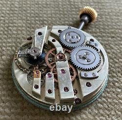 High Grade Taschenuhrwerk 43 mm ca. 1900