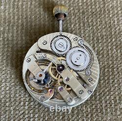 High Grade Taschenuhrwerk 45 mm ca. 1900