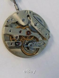 High Quality Vacheron & Constantin Pocket Watch Movement AS IS working
