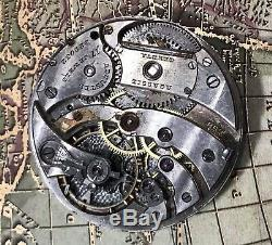 High grade agassiz Pocket Watch Movement Size 38 mm