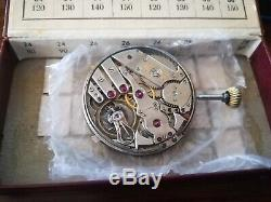 High grade one-minute repeater pocket watch movement SMALL SIZE RARITY