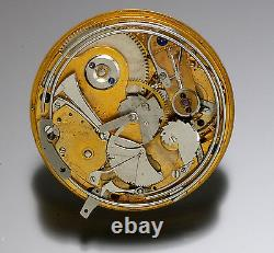 Howard Repeater Movement American Repeating Watch Co. Fred Terstegen 5-Minute