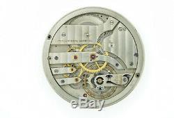IWC 77 Pocket Watch Movement Good Balance (SO80)