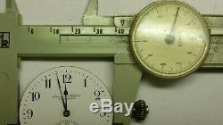 IWC Chronometer Pocket watch Movement c 1904