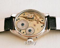 IWC Schaffhausen Hand-Engraved CHATON Movement cal. 53 Pocket Watch 1900-1905