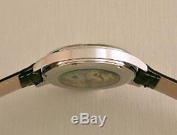 IWC Schaffhausen PEERLESS movement cal. 63 Pocket Watch Circa 1907s