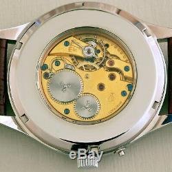 IWC Schaffhausen PEERLESS movement cal. 64 Pocket Watch Circa 1918s