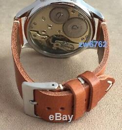 IWC Schaffhausen c. 53 Marriage Pocket watch movement