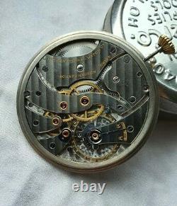 IWC cal. 95 Pocket watch movement