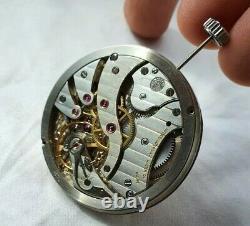 IWC cal. 982 Pocket watch movement