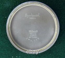 Illinois Bunn Special 23 Jewel 60 Hour Pocket Watch