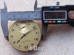 Iwc Schaffhausen Movement&dial Poket Cal.'h5''''55231''size46.7mm