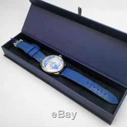 Jaeger LeCoultre Blue World Classic Elegant Marriage Pocket Watch Movement