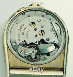 Jaeger Lecoultre Memovox Manual Wind K 814 Alarm Swiss Watch For Repair / Parts