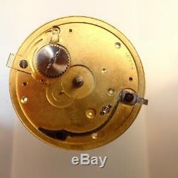John Rotherhams Pocket Watch Parts Vintage Wheel Gear Spring Screw Key Wind