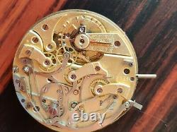 LONGINES Pocket watch Chronograph movement Cal. 19.73N
