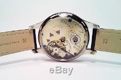 Longines Agassiz Ultra Rare Classic Elegant Marriage Pocket Watch Movement