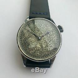 Longines engraved marriage watch wristwatch pocket watch movement vintage watch