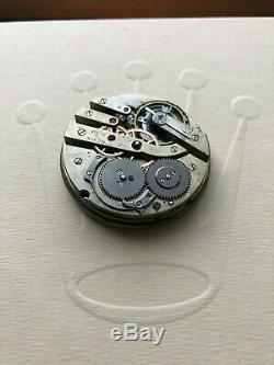 Louis Audemars for Charles Oudin High Grade Pocket Watch Movement